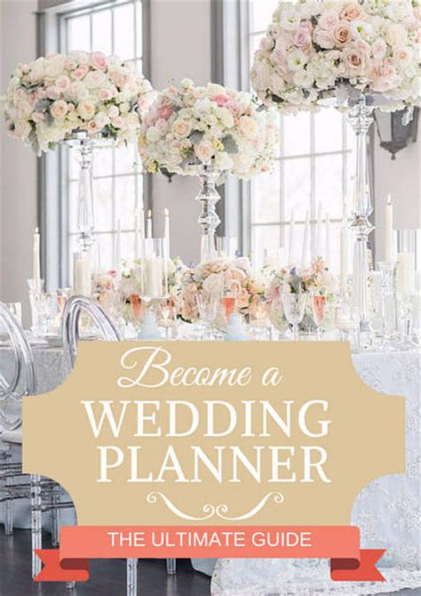 how to become a planner no more doubt on learning how to become a wedding planner