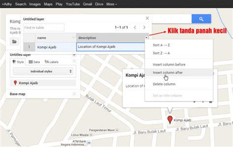 membuat link google map membuat google maps dan menentukan lokasi sendiri bahan