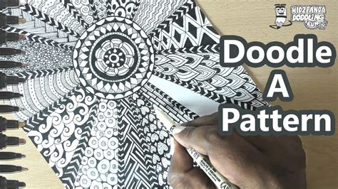 does doodle draw doodle for beginners step by step doodle patterns to