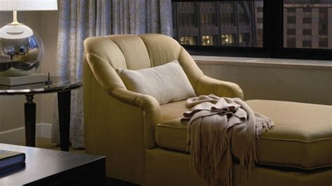 Bedroom Lounge Chair by The Temptation News Talbott Hotel Chicago
