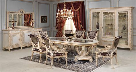 Ethan Allen Dining Room Sets For Sale mobili classici di lusso made in italy vimercati