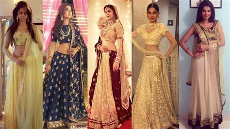 mayas fashion indian clothing store indian fashion maya aka jennifer winget beyhadh inspired lehenga for