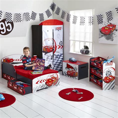 cars theme bedroom cars toddler bed disney cars toddler bed with underbed