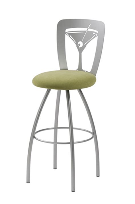 spectator size bar stools trica s martini swivel bar stool spectator height 34 quot