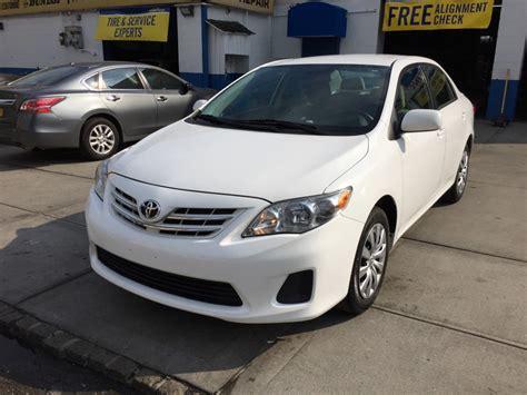 2013 Toyota Corolla For Sale Used 2013 Toyota Corolla Le Sedan 8 990 00