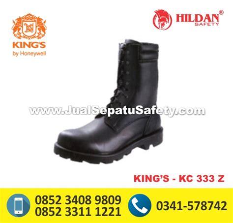 Jual Sepatu Safety Merk King kc 333 z merk sepatu safety murah