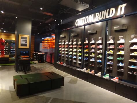 sport shoes store nike store westfield stratford new retail stuff