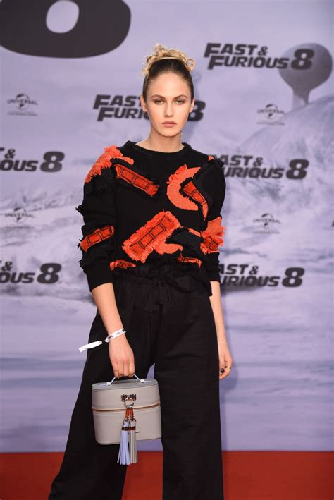 fast and furious 8 elena elena carriere fast furious 8 premiere at cinestar