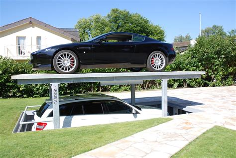 underground parking innovative space saving underground home parking solutions