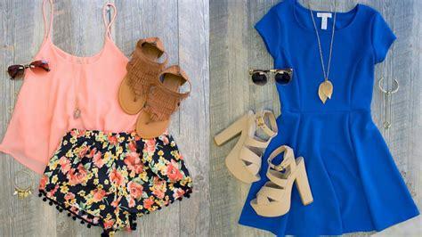 imagenes de ropas combinaciones de ropa verano 2017 youtube