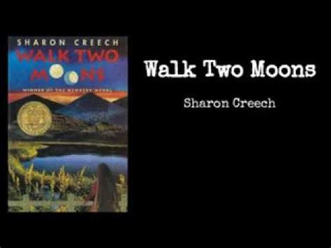 walk two moons book report walk two moons book trailer