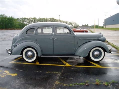1938 plymouth 4 door sedan 2003 best chrysler corp autos and the competition images