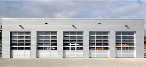 Overhead Door Commercial A 1 Door Company Commercial Garage Doors