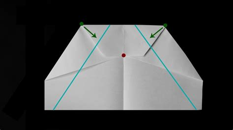 How To Make A Delta Wing Paper Airplane - delta wing paper plane depot