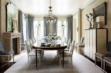 cool  sophisticated gray  cream interiors