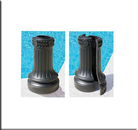 Decorative Pole Wraps by Decorative Light Pole Covers Wanker For
