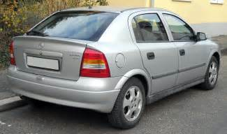 Opel Astra Specification Opel Astra 1 7 2003 Auto Images And Specification