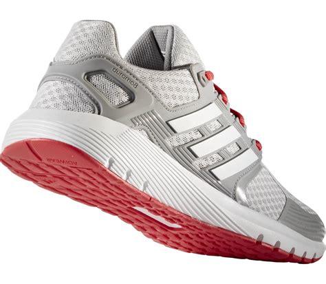 adidas duramo 8 s running shoes light grey pink buy it at the keller sports shop