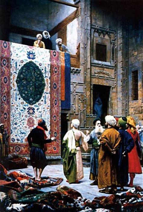 venditore di tappeti il venditore di tappeti olio di jean l 233 on g 233 r 244 me 1824