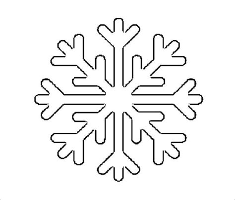 unique printable stencils snowflake stencil template gse bookbinder co