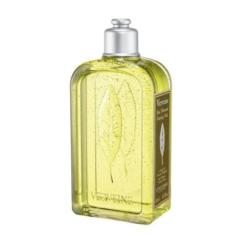 L Occitane l occitane verbena foaming bath 500ml feelunique