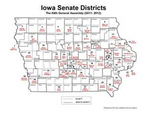 senate districts map deeth district of the day reboot iowa senate