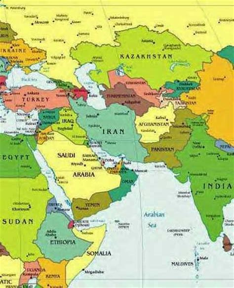 map of middle east and asia iran politics club iran political maps 11 middle east