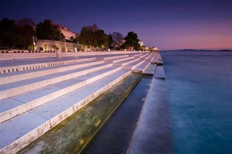 sea organ croatia sea organ zadar architecture pinterest