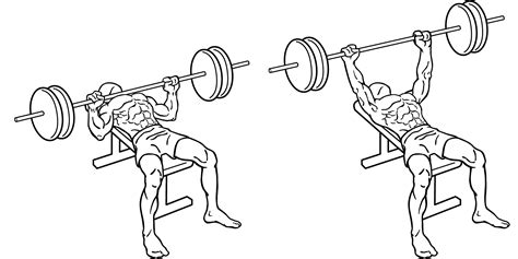 get better at bench press tips for strength training 6 pack lapadat