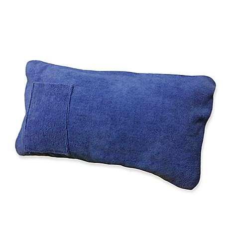 lounging pillows for bed buy boca chaise lounge throw pillow in blue from bed bath