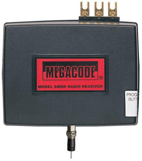 linear smdrg megacode 1 channel extended range garage door