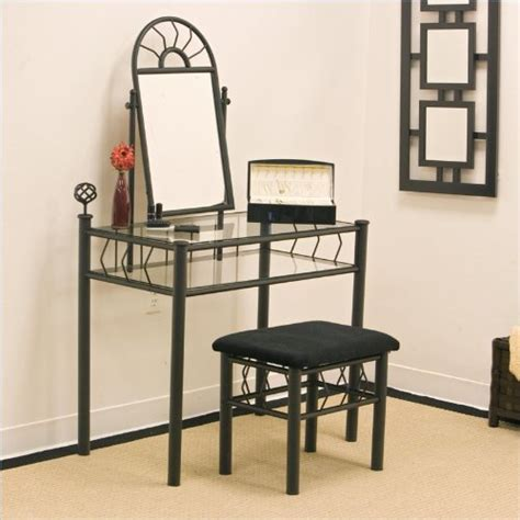 vanity and bench sets coaster vanity set includes vanity table mirror and