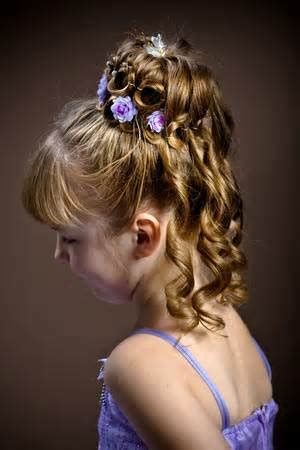 15 adorable flower girl hairstyles yve style