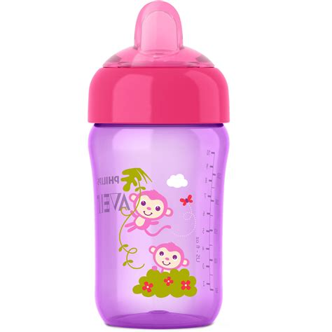 Philips Avent Spout Toddler Cup Trainer 260ml Sip Sippy 12m 63 philips avent my easy sippy spout cup 9 ounces 2 pack 6