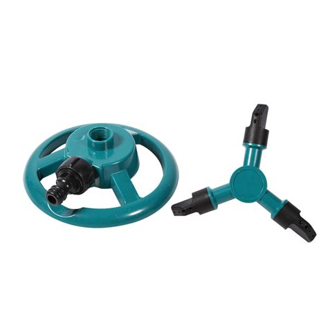 Nozzle Spray Sprinkler Air Taman 360 Derajat 10pcs garden watering systems 360 degree automatic rotating sweet home world
