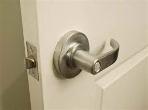 doors windows how to fix a door knob door knob plate