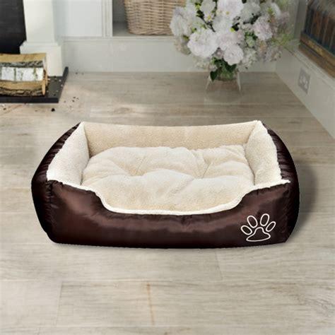 xxxl dog bed vidaxl co uk vidaxl dog bed brown and beige xxxl