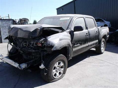 how cars engines work 2006 toyota tacoma on board diagnostic system 2006 toyota tacoma parts cars trucks black silver blk front end damage used a grade