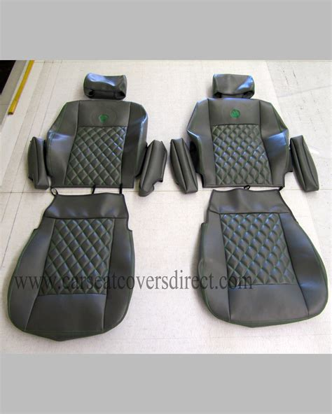 vw t4 seat upholstery vw t4 seat covers black diamond quilted seat car seat
