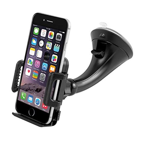 Car Holder For Mobile Phone Window car mount holder getron windshield dashboard universal