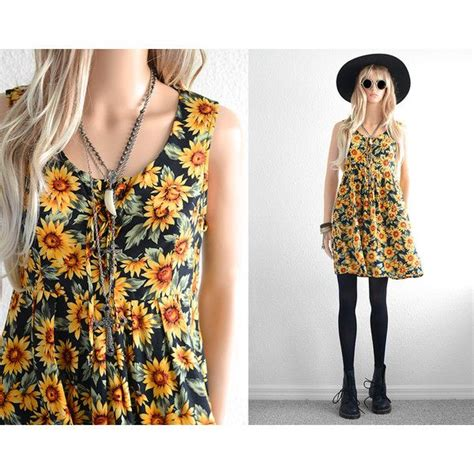 Get The Look Black White Floral Dresses For 100 by 90s Grunge Clothes Www Pixshark Images Galleries