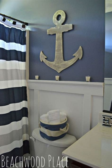 Nautical Bathroom Sconces by Best 25 Nautical Home Decorating Ideas On