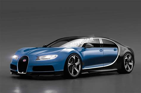 Bugatti Galibier Saloon To Be Produced Autocar