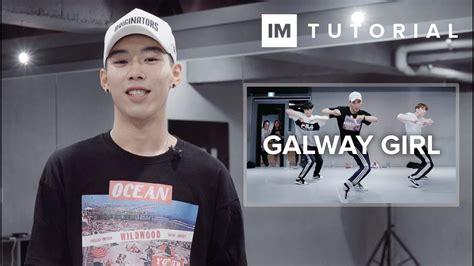 dance tutorial ed sheeran galway girl ed sheeran 1million dance tutorial youtube