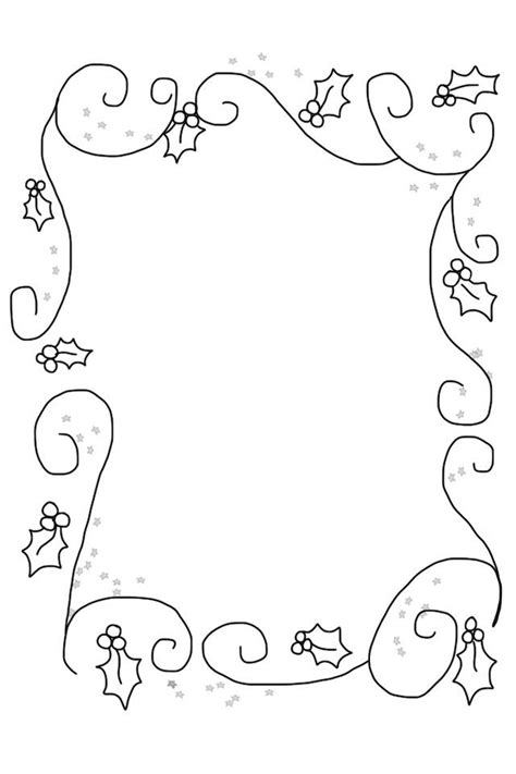 Coloring Page Border by Free Coloring Pages Of Borders