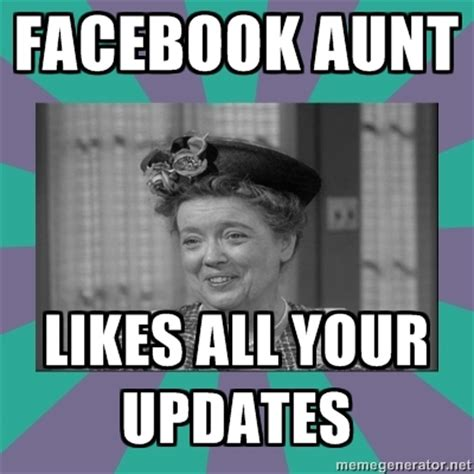 Auntie Meme - laughing vault funny pictures facebook aunt likes all