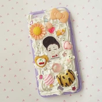 Casing Handphone Kpop Exo Gold Vers kawaii phone kawaii iphone 6 phone from