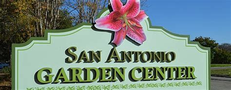 Garden Center San Antonio by Calendar San Antonio Garden Center