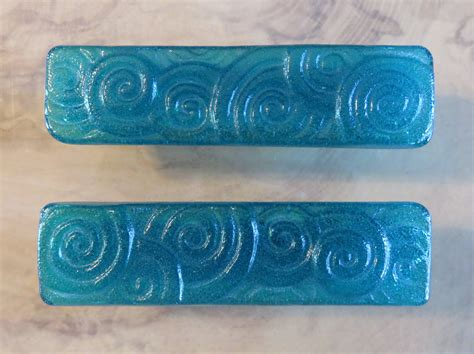 Coastal Drawer Knobs by Glass Drawer Pulls Decor Nautical Decor Coastal