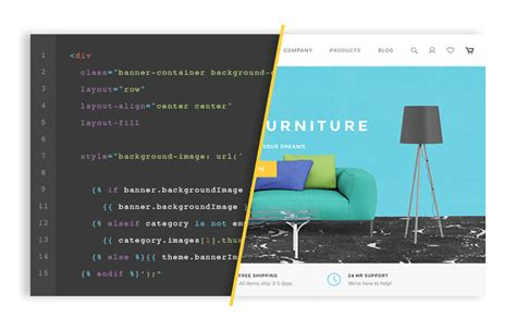 Download Free And Responsive Ecommerce Templates Lemonstand Ecommerce Terms Of Use Template